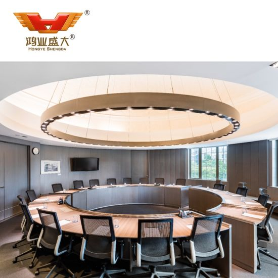 Solid Wood Hotel Conference Table