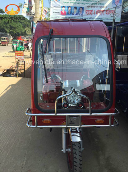 The Cheap Bengal Electric Tricycle for Passenger pictures & photos