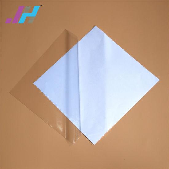 image about Transparent Printable Vinyl identify Shiny and Matt Printable PVC Apparent Clear Vinyl Sticker (SAV)
