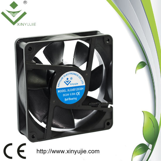 China 120mm Mining Machine Used Antminer S9 DC Cooling Fan