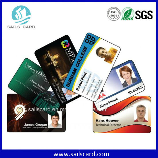High Class Personalized Photo ID Card pictures & photos