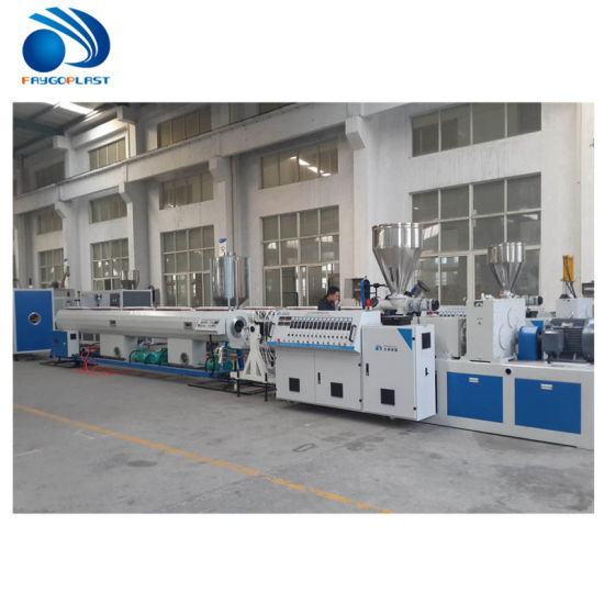 160-250mm PVC Pipe Production Machine with High Quality  sc 1 st  Jiangsu Faygo Union Machinery Co. Ltd. & China 160-250mm PVC Pipe Production Machine with High Quality ...