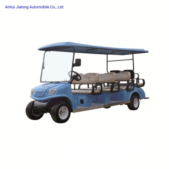 Made in China 8 Seater Electric Golf Car for Sale pictures & photos