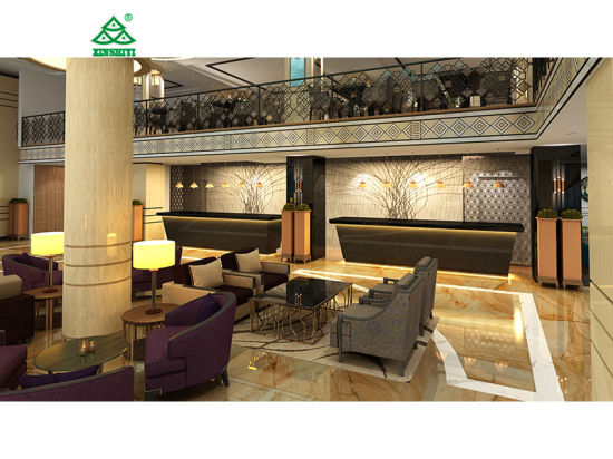 Superieur Dubai 7 Star Hotel Lobby Furniture Lobby Tables Lobby Chairs Lobby Sofa