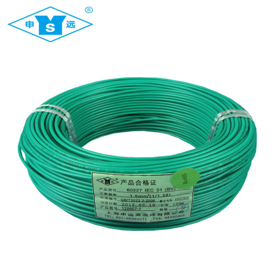 China PVC or Silicone Insulated Flexible Cable Electric Wire ...