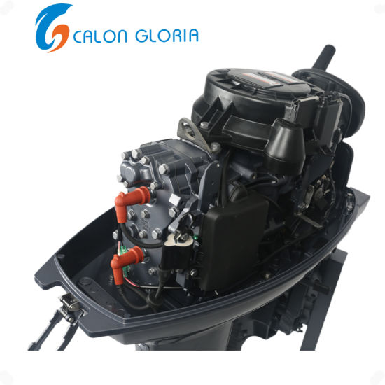 Outboard Boat Motor 40HP 2 Stroke Marine Engine (CG)