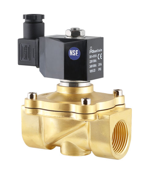 NSF--Zs Direct Acting Solenoid Valve pictures & photos