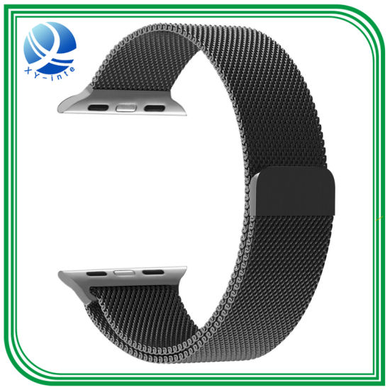 Milanese Loop Stainess Steel Watch Band for Apple Watch Metal pictures & photos