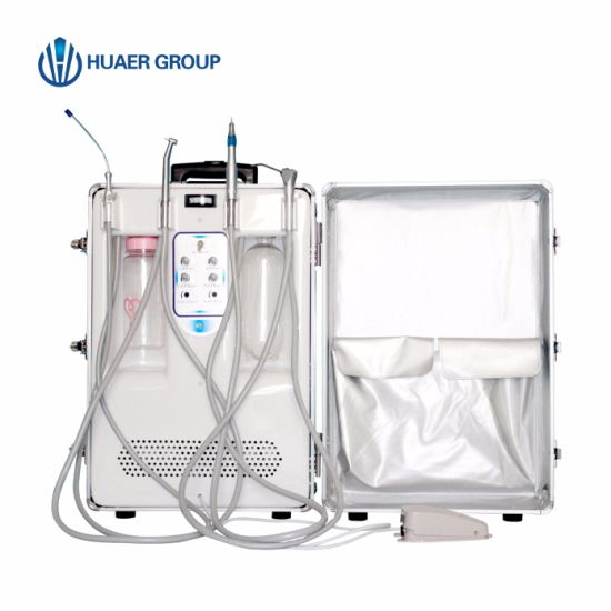 Hot Sale Dynamic Mobile Portable Dental Chair Unit pictures & photos