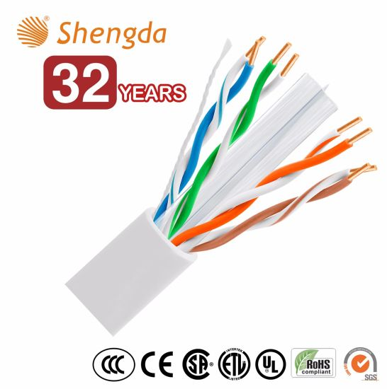 China CAT6 Cable UTP Cable Indoor UTP CAT6 Network Cable LAN Cable ...