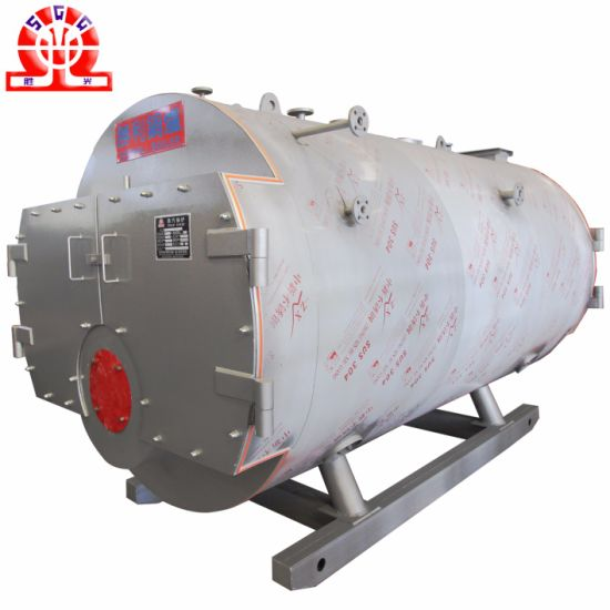 China Industrial Furnace Oil Gas Steam Boiler Supplier - China ...