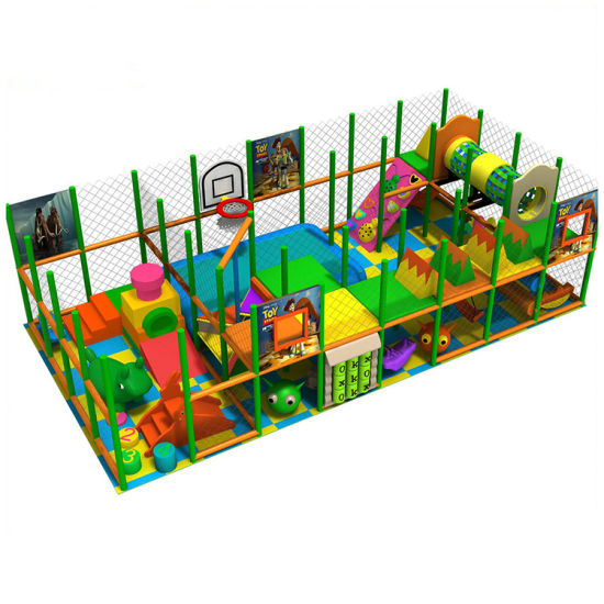 New Arrival Kids Entertainment Equipment Indoor Gym Equipment Indoor Playground pictures & photos