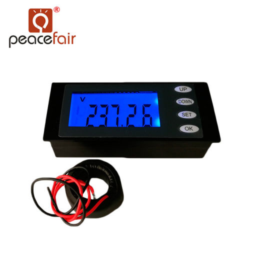 Pzem-006 AC 80-260V 100A 5in1 Voltage Current Power Electric Single Phase Energy Meter
