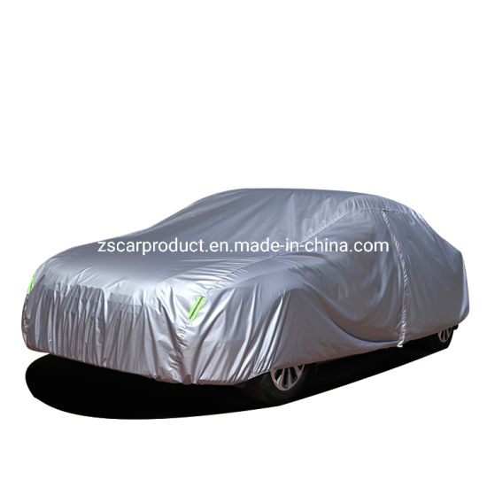 Hot Sale Sunshade 170t Polyester Car Cover