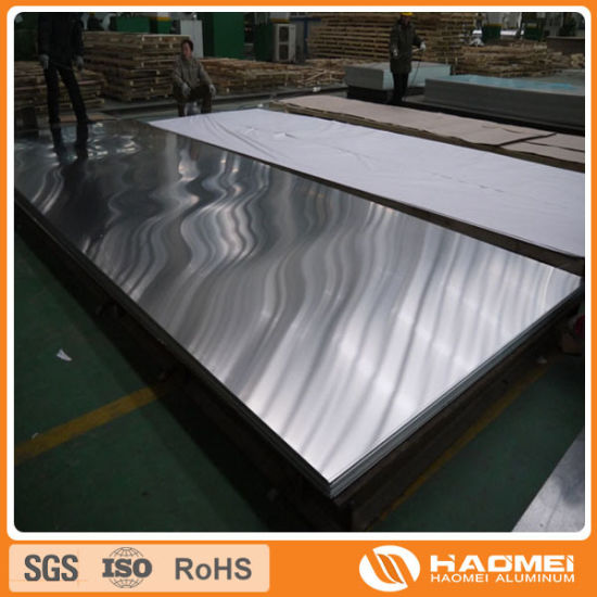 Sheet Metal Aluminum (1050 1060 3003) pictures & photos