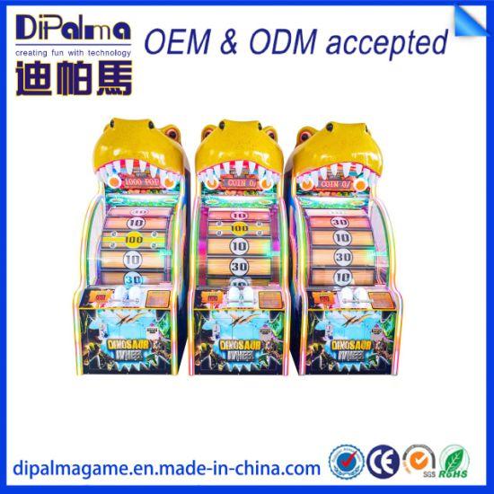 Dinosaur Hunter Arcade Machines Coin Operated Ball Shooting Game Machine