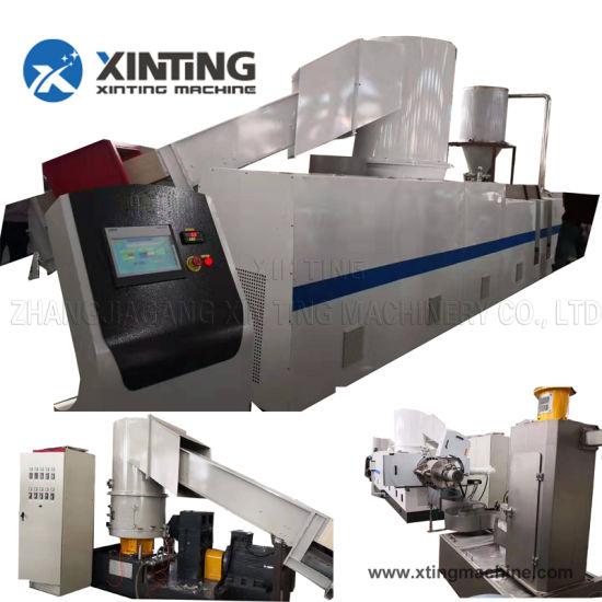 LDPE HDPE PP Film Granulating Machine Line/PE PP Film Pelletizing Machine Line/Waste Plastic Granule
