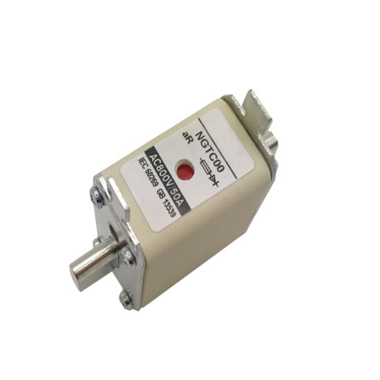 Nh Dual Indicator Link 16A Electric Single Fuse Link Base