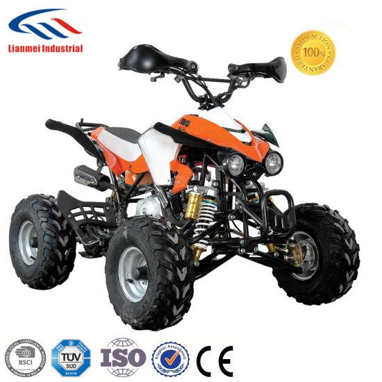 China Cheap Four Wheeler 110cc ATV (engine with reverse) - China