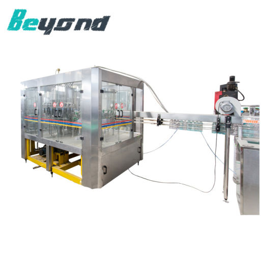 Low Price Canned Carbonated Drink Filling Machine