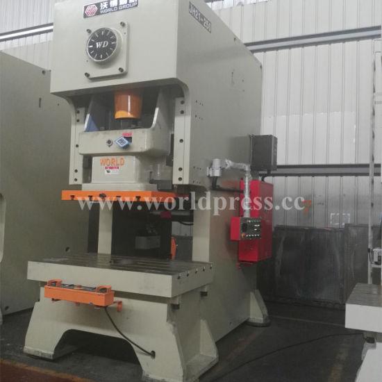China 200t C Frame Power Press Machine Jh21-200 - China Power Press ...