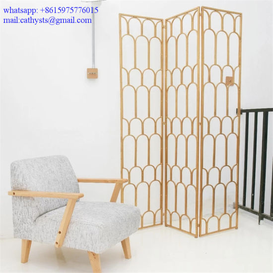 China Folding Screen Room Divider Stainless Steel Decorative Metal