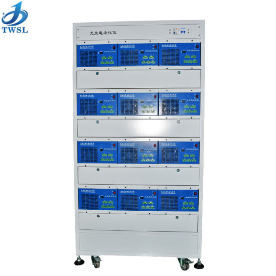 New High Accuracy Top Quality Charing and Discharging Cabinet 18650 Battery Test Equipment pictures & photos
