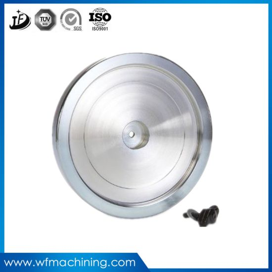OEM/ODM Fitness Exercise Bikes Flywheel/Aluminum Flywheel for Gym Equipment pictures & photos