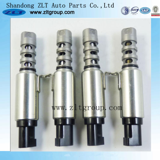 Engine Vvt Valve Variable Valve Timing Selonoid Valve Oil Control Valve for Nissan/Toyota pictures & photos