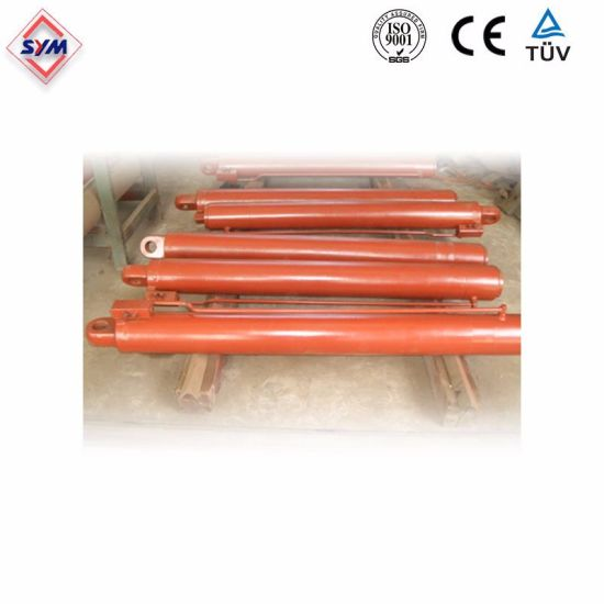 China Tower Crane Spare Parts Hydraulic Cylinders - China