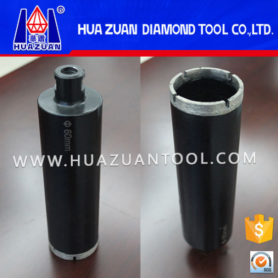 Diamond Core Drill Bits for Reinforce Concrete Stone pictures & photos