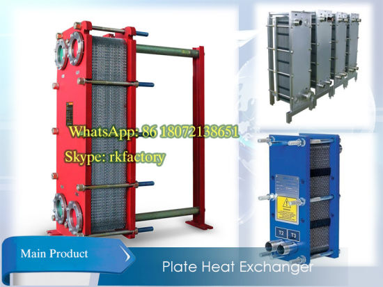 China Stainless Steel Plate Heat Exchanger 20m2 - China