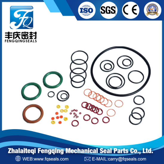 China Practical/Durable Clear and Colour Silicone Rubber O Ring ...