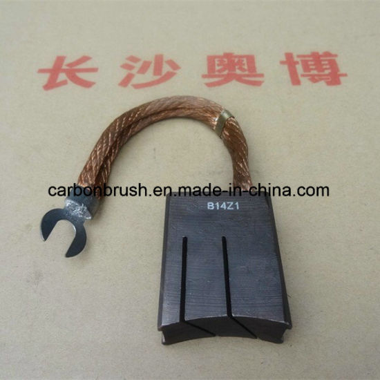 Reliable Quality Metal Graphite Carbon Brushes Motor B14Z1