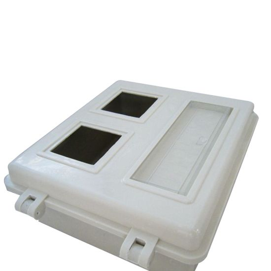 FRP Plastic Material Three Phase SMC Meter Box pictures & photos
