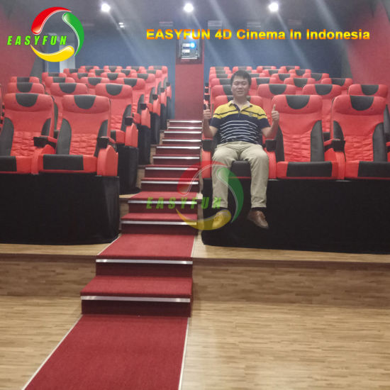 Easyfun Big 4D Cinema Bioskop in Taman Mini Indonesia Indah