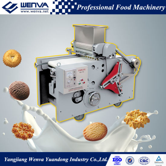 High Quality Tray Type Cookie Machine