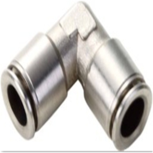 MPV Airmax Union L Brass Push-in Pipe Fitting