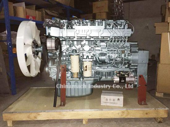 Sinotruk D12.42 420HP HOWO Truck Engine
