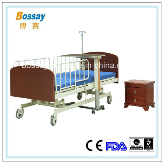 Australia Standard Nursing Home Care Bed Homecare Bed pictures & photos