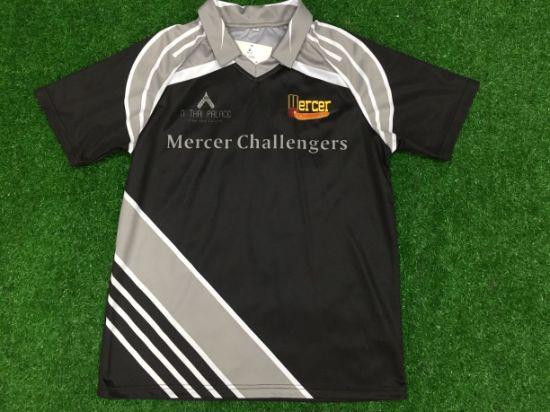 Healong Custom Unique Design Cricket Jerseys/Uniform/Wear /Tops/Apparel