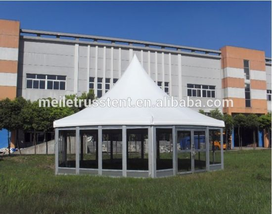 Waterproof PVC Garden Awning Pagoda Outdoor Canopy For Sale