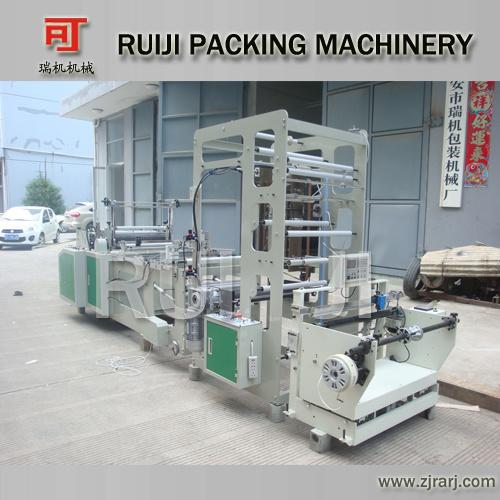 Automatic PE/PP Zip Lock Bag Making Machinery