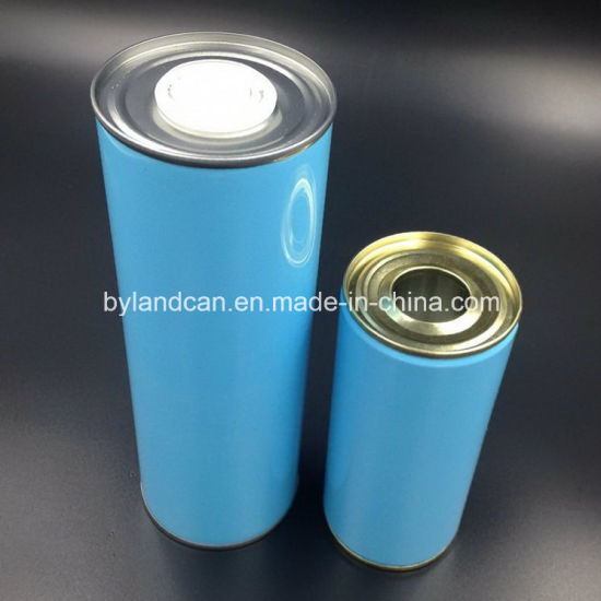 Tin Can for 500ml&250ml Alive Oil pictures & photos