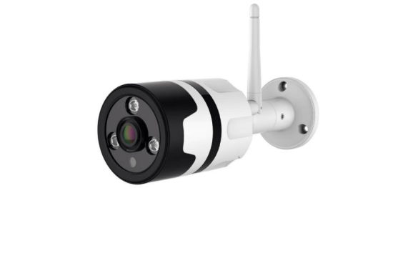 Toesee Full HD Wireless/ Wired Both Use IP Camera 720p 960p 1080P WiFi Bullet Surveillance Camera Outdoor Waterproof Home Security Infrared Camera