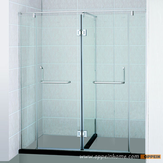 The Shinai Series Bathroom Sliding Glass Shower Room Cabin Furniture (OP14-T52)