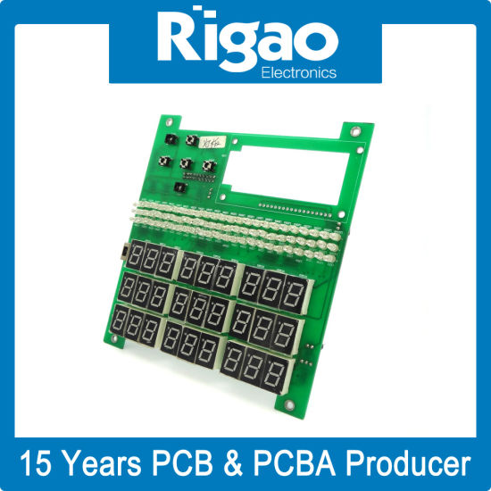 High Quality Definition Electronic Printed Circuit Board pictures & photos