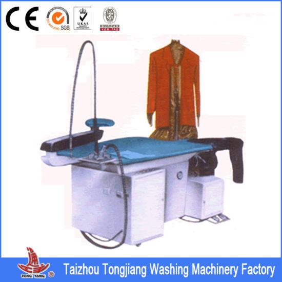 China Hot Sale Automatic Steam Laundry Press Machine Laundry Press