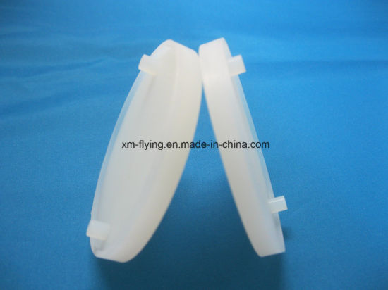 China Clear Heat Resistant Custom Molded Silicone Rubber Gasket for ...