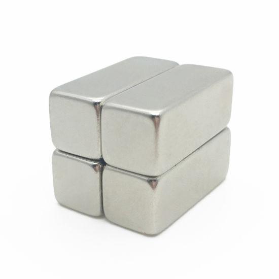 High Performance High Coercive Force Block Neodymium Magnets for Printer
